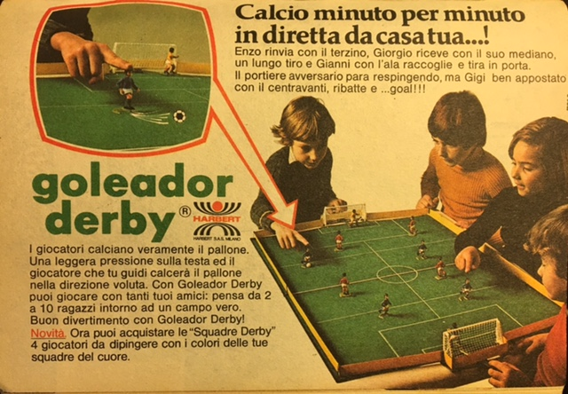 glieroidelcalcio goleador derby