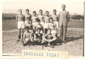 Con i Pulcini 1934