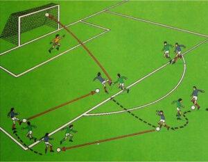 L'azione del gol (Sottoporta.it)