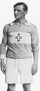 Luigi 'Zizi' Cevenini III, one of the famous four Cevenini brothers, from the 1910s and 1920s