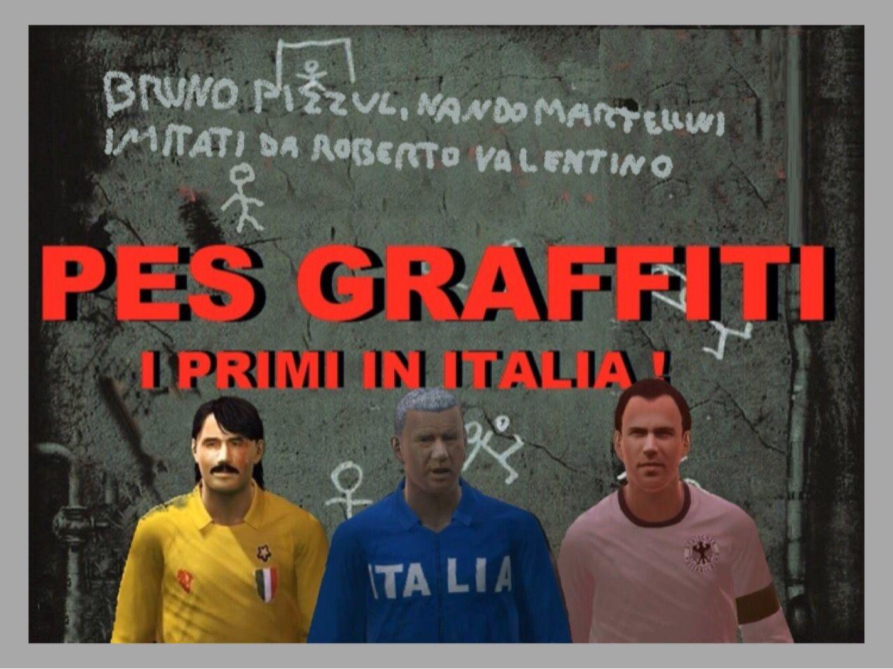 PES Graffiti