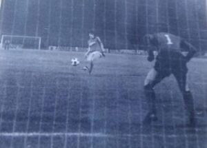 Il rigore decisivo calciato da Maura Furlotti nella Finale di Coppa Italia del 1977
